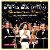 Cover Plácido Domingo / Diana Ross / José Carreras - Christmas In Vienna