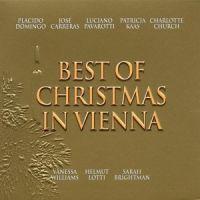 Cover Placido Domingo / José Carreras / Luciano Pavarotti / Patricia Kaas / Charlotte Church / Vanessa Williams / Helmut Lotti / Sarah Brightman - Christmas In Vienna - Best Of