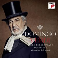 Cover Plácido Domingo / Pablo Heras-Casado / Orquestra de la Comunítat Valencíana - Verdi