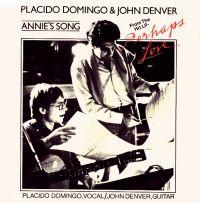 Cover Placido Domingo & John Denver - Annie's Song
