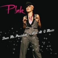 Cover P!nk - Dear Mr. President