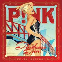 Cover P!nk - Funhouse Tour: Live In Australia