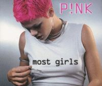 Cover P!nk - Most Girls