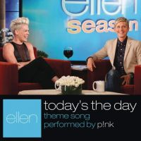 Cover P!nk - Today's The Day