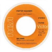 Cover Porter Wagoner - Big Wind