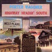 Cover Porter Wagoner - Highway Headin' South
