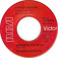 Cover Porter Wagoner - Sorrow On The Rocks