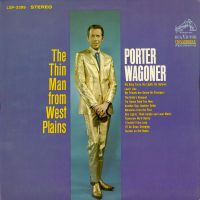 Cover Porter Wagoner - The Thin Man From West Plains