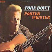 Cover Porter Wagoner - Tore Down