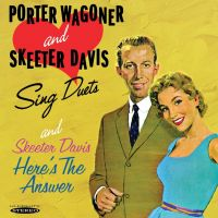 Cover Porter Wagoner And Skeeter Davis - Sing Duets
