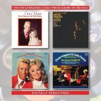 Cover Porter Wagoner & Dolly Parton - Four Porter Wagoner & Dolly Parton Albums On Two Discs