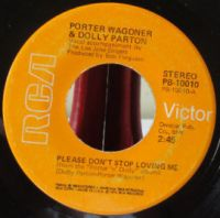 Cover Porter Wagoner & Dolly Parton - Please Don't Stop Loving Me
