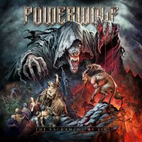 Cover Powerwolf - The Sacrament Of Sin