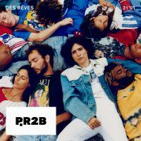 Cover P.R2B - Des rêves