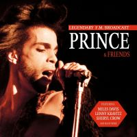 Cover Prince - Legendary F.M. Broadcast