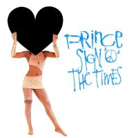 """Cover Prince - Sign """"☮"""" The Times"""
