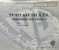 Cover Prince & The New Power Generation - Diamonds & Pearls