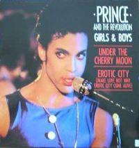 Cover Prince & The Revolution - Girls & Boys