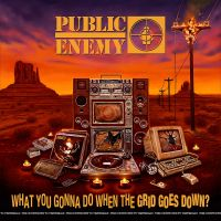 Cover Public Enemy - What You Gonna Do When The Grid Goes Down?