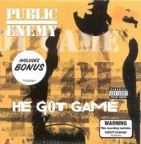 Cover Public Enemy feat. Stephen Stills - He Got Game