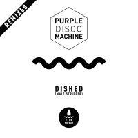 Cover Purple Disco Machine - Dished (Male Stripper)