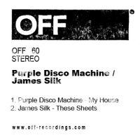 Cover Purple Disco Machine - My House