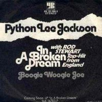 Cover Python Lee Jackson with Rod Stewart - In A Broken Dream