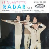 Cover Quartetto Radar - Come prima