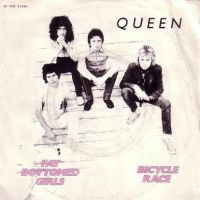 Cover Queen - Bicycle Race