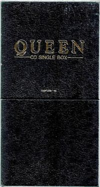 Cover Queen - CD Single Box