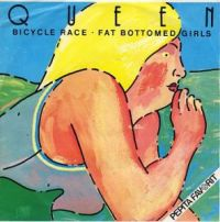 Cover Queen - Fat Bottomed Girls