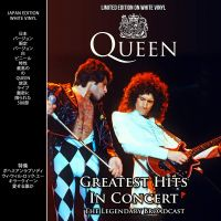 Cover Queen - Greatest Hits In Concert - The Legendary Broadcast