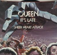 Cover Queen - It's Late