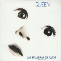Cover Queen - Las palabras de amor (The Words Of Love)
