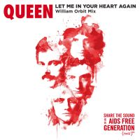Cover Queen - Let Me In Your Heart Again (William Orbit Mix)