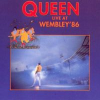 Cover Queen - Live At Wembley '86