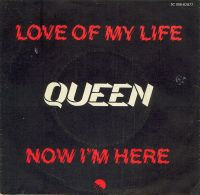 Cover Queen - Love Of My Life