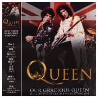Cover Queen - Our Gracious Queen - The Very Best Of Queen Broadcasting Live