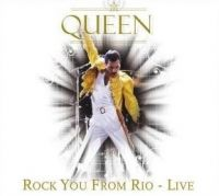 Cover Queen - Rock You From Rio - Live