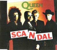 Cover Queen - Scandal