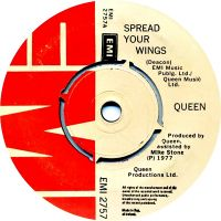 Cover Queen - Spread Your Wings