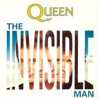Cover Queen - The Invisible Man