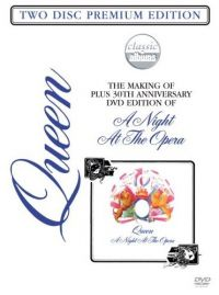 Cover Queen - The Making Of A Night At The Opera
