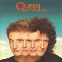 Cover Queen - The Miracle