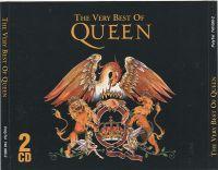 Cover Queen - The Very Best Of Queen