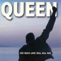Cover Queen - Too Much Love Will Kill You