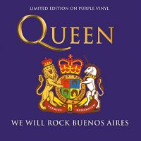 Cover Queen - We Will Rock Buenos Aires