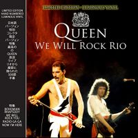 Cover Queen - We Will Rock Rio
