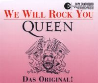 Cover Queen - We Will Rock You