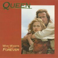 Cover Queen - Who Wants To Live Forever